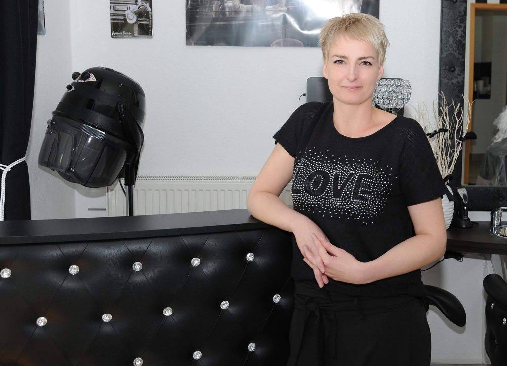 Sandra Kalsdorf neu im Salon bei SchnittGut