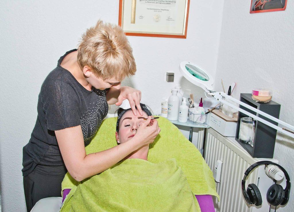 Kosmetik bei Sandra Kalsdorf